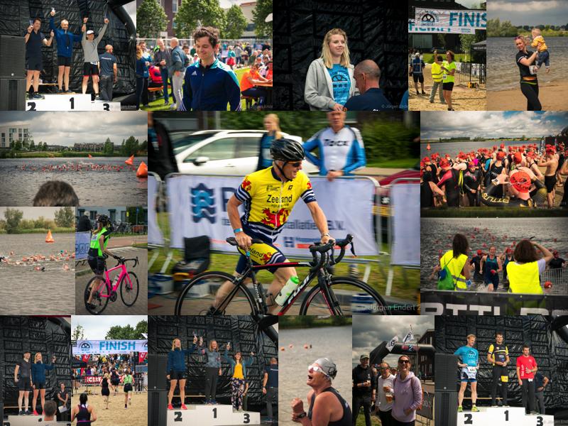 overzicht Triathlon 2019